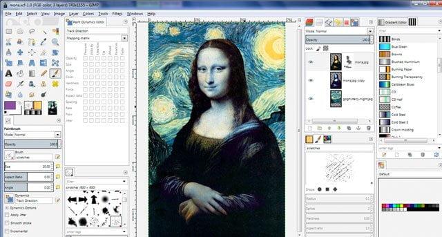 Pixlr photo manipulation software